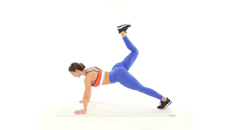9 Butt Moves That Beat Squats: Forget squats! These are the only moves you'll need to get your best butt ever (and you don't even need equipment to do them!).