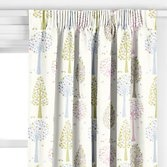 pencil pleat but blackout curtains....£75 for the w165 x Drop 137...need to measure up?