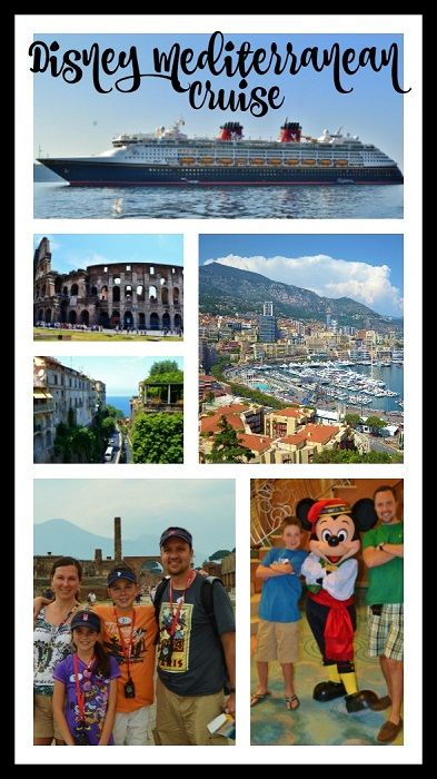 Everything you need to know aobut taking a Disney Mediterranean Cruise. Lots of tips and useful information on each destination.