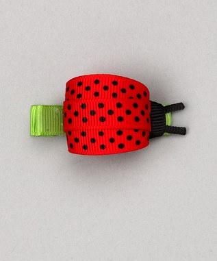 ladybug bow -Jalyn