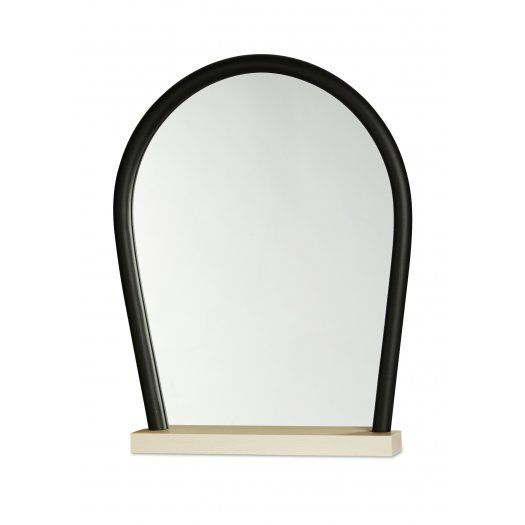 Bent Wood Mirror - Genuine Designer Furniture and Lighting
