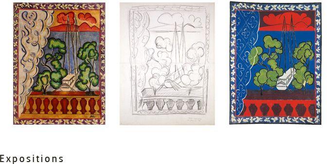 les expositions henri matisse fen tre tahiti 1935 1936