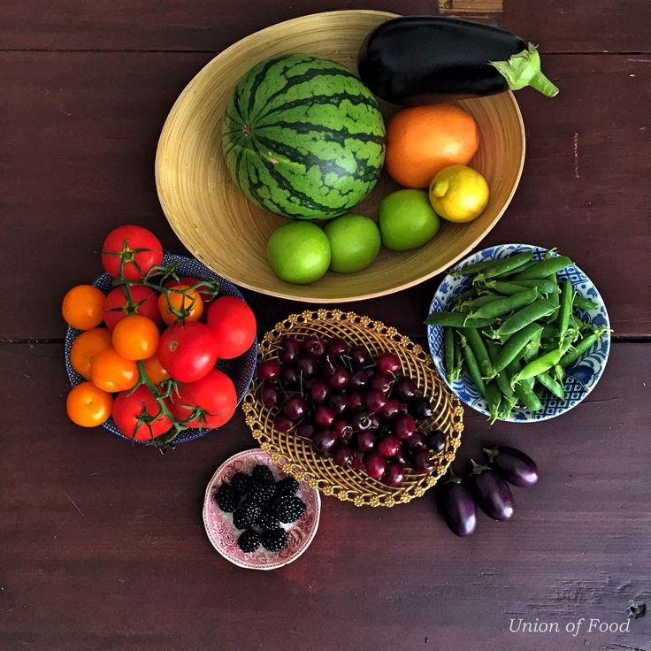 Fresh food to transform