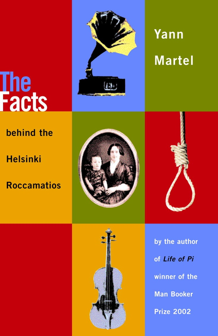 Yann Martel, The Facts behind the Helsinki Roccamatios