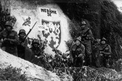 26 Pohraniční pevnosti obsadila československá armáda