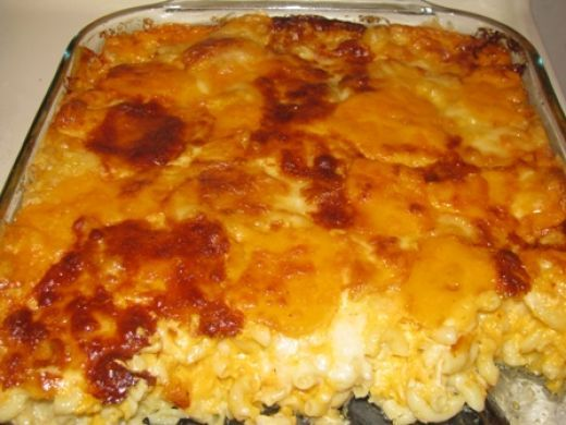 how to make baked mac and cheese