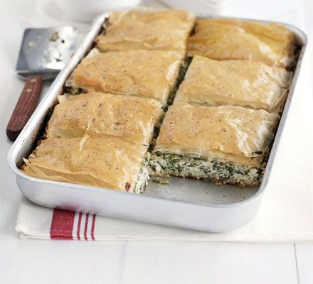 Add some glamour to your lunchbox with this smart vegetarian recipe