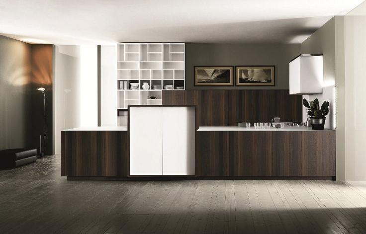 8 best cesar kitchens yara images on pinterest kitchen for Oak effect kitchen wall units