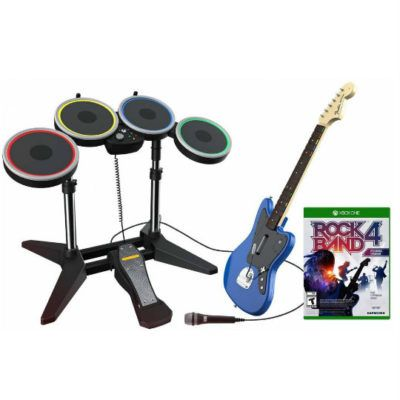 Rock Band Rivals Band Kit for Xbox One  $99.99 (Reg. $199.99)