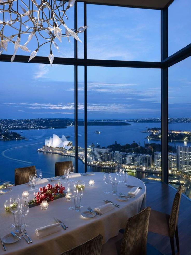 Shangri La Sydney Altitude Private Dining Room