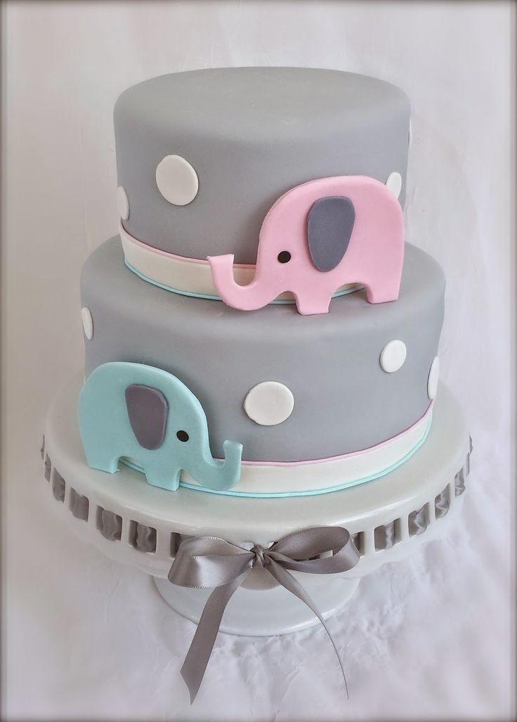 Elephant Baby Cake                                                                                                                                                                                 More