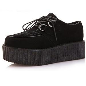 i still love Herman Munster'esque shoes <3