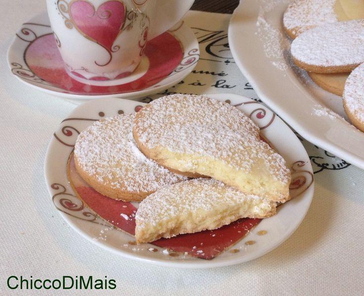 Biscotti con farina di riso ricetta senza glutine il chicco di mais http://blog.giallozafferano.it/ilchiccodimais/biscotti-con-farina-di-riso-ricetta-senza-glutine/