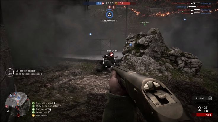 https://youtu.be/J8wLazl-t5cTrying to get back into BF1. This doesn't help. All clips from 2 hour playing session on multiple servers with average 43 ping..........