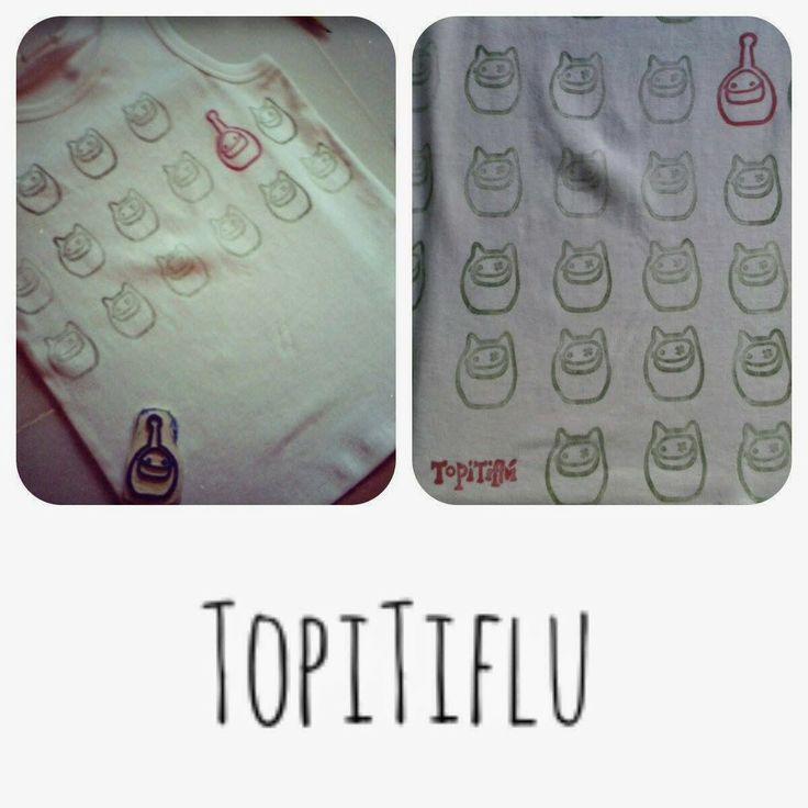 TopiTiflú                                   : Camisetas TopiTiflu