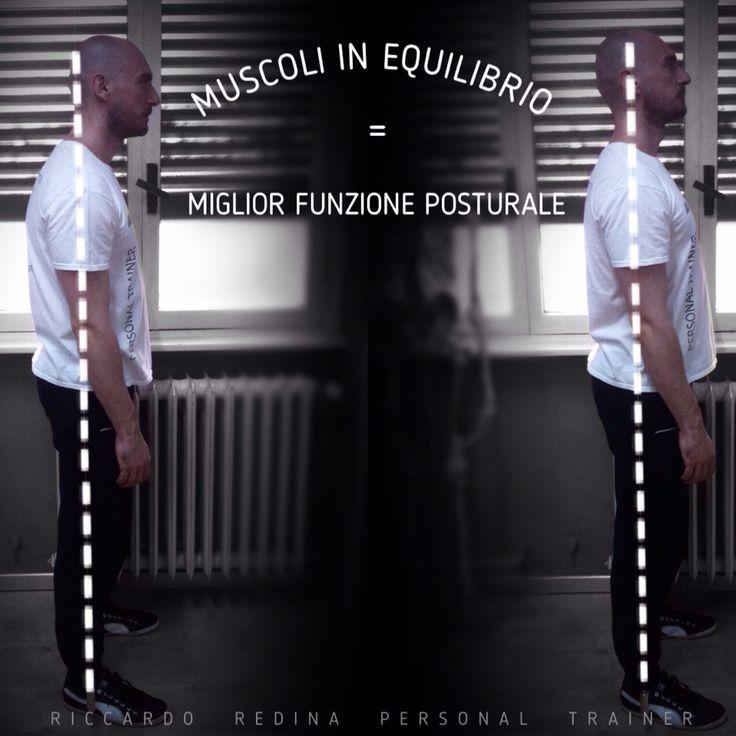 Tensioni muscolari Postura Fitness  Personal training Personal trainer