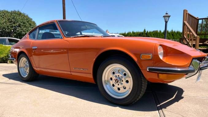 1972 manual in bellevue wa in 2020 datsun 240z for sale bellevue datsun 240z pinterest