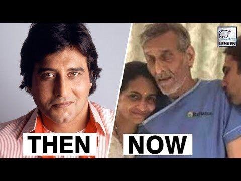 Actor Vinod Khanna's video how seem After Sickness