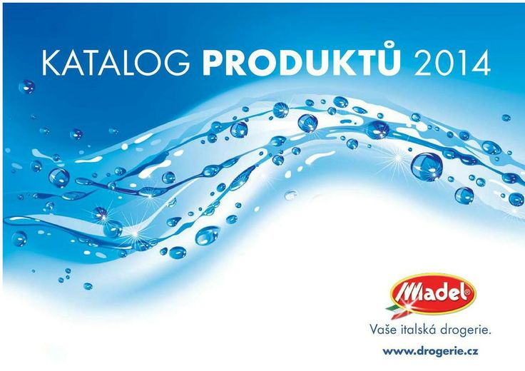 drogerie MADEL Produktový katalog italské drogerie MADEL.  - made with simplebooklet.com