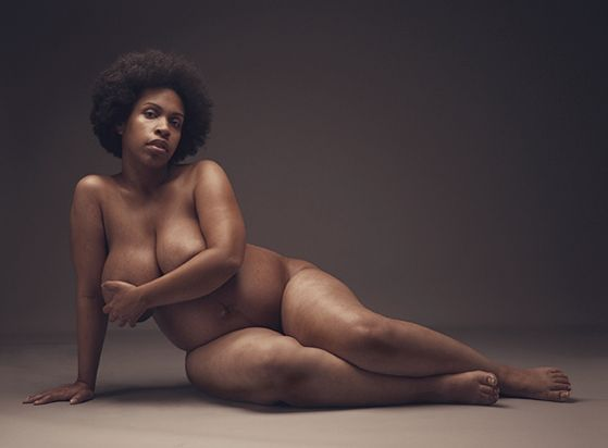 Naked Full Figured Black Women 115