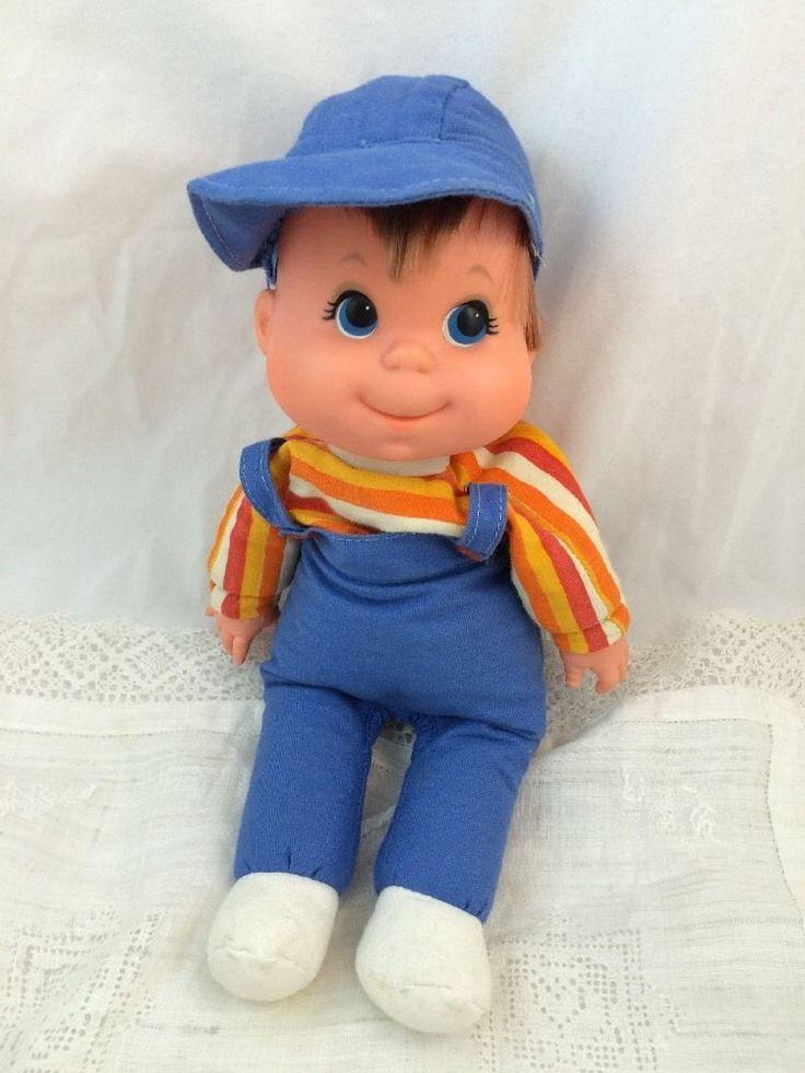 Beans Mattel Baby Doll