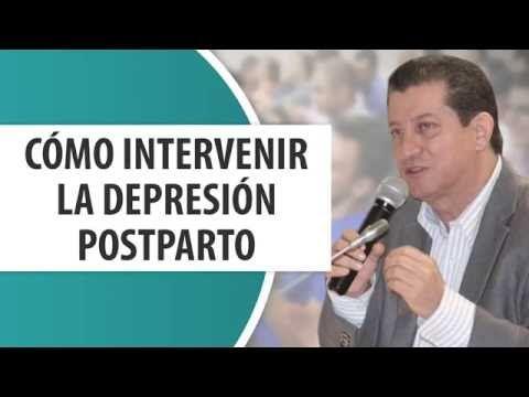 Cómo intervenir la depresión postparto - YouTube