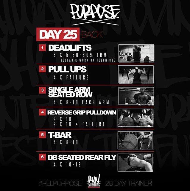 RELPURPOSE (Day 25 ~ back)