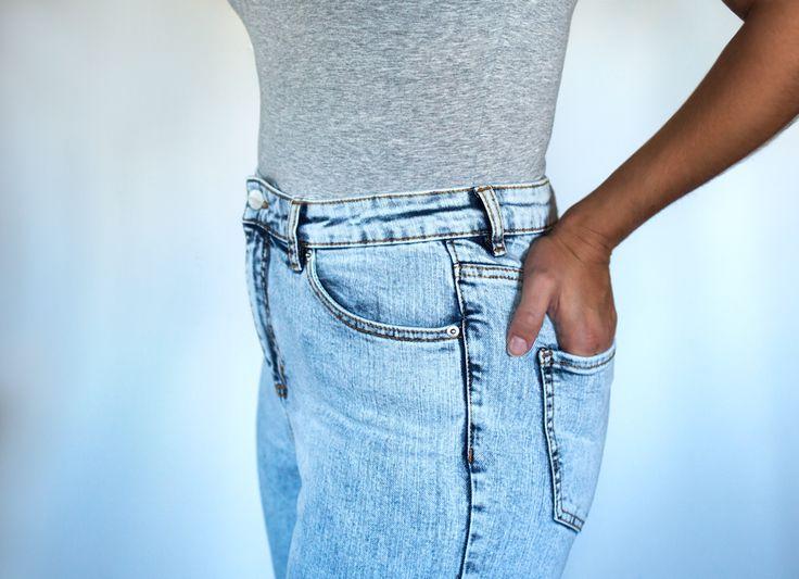 Blue jeans GINA ELENA MANNBERG | http://www.ginaelena.se