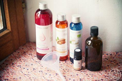 Recette de démaquillant bio - 5 c.à.s d'huile végétale (ici d'amande douce) - 4 c.à.s d'eau florale (ici de fleur d'oranger) - 1 c.à.s de glycérine végétale (hydrater la peau) - 20 gouttes d'extrait de pépins de pamplemousse (conservateur naturel) ►Trucs + économiques: •pr les yeux→Juste de l'huile de son de riz •pr le visage→de l'huile de noisette ou d'olive rincée à l'eau ou eau florale ou lait.