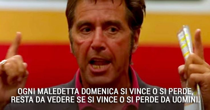 Motivazione ne abbiamo?  #motivation #quote #goal #top #mktng #marketing #aforismi #motivational #unconvetional #alpacino #pacino #anygivensunday #squadra #fight #love #passion