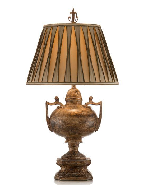 john richard lighting. ancient olive urn lamp john richard lighting o