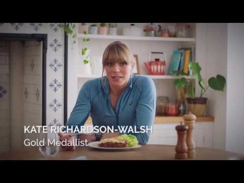 Quorn - Kate Richardson-Walsh