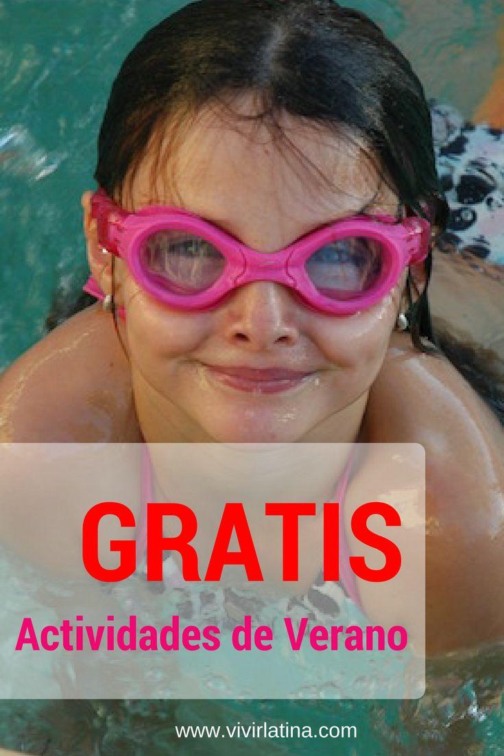 Cosas gratis en el verano para niños. Actividades y programas favoritos para el verano.