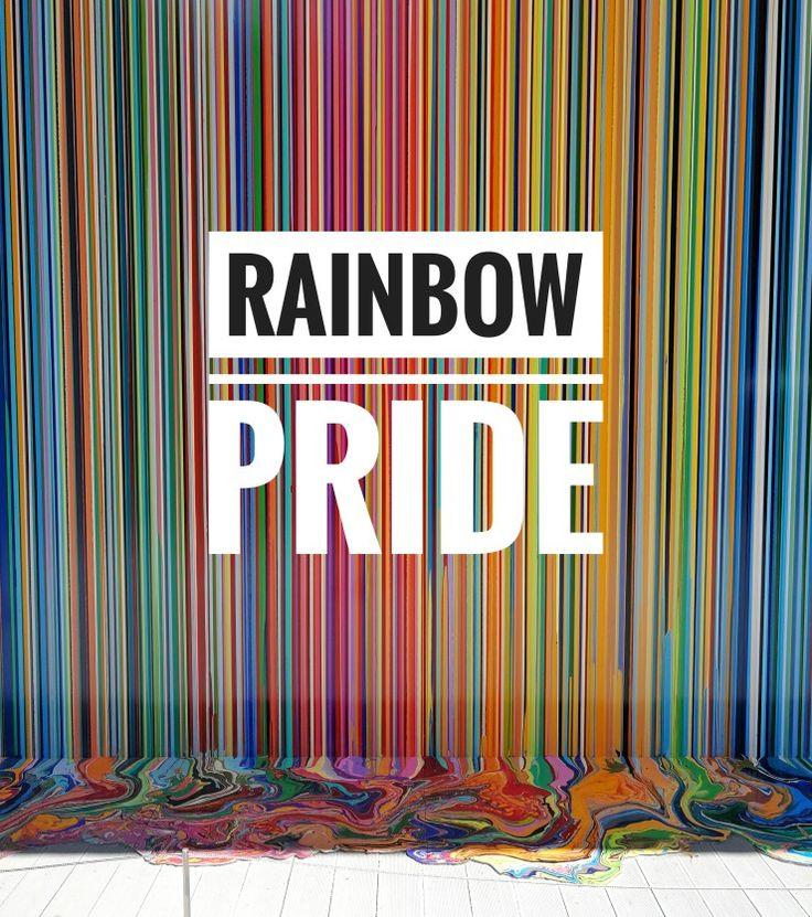 Color of The Week: Rainbow by @detaljee #pride #pridehelsinki #biennale #venetzia