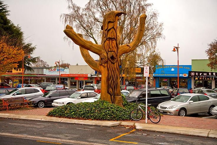 Tokoroa, timber capital of NZ,  see more at New Zealand Journeys app for iPad www.gopix.co.nz