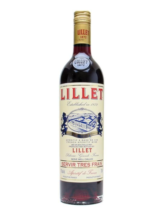 Lillet Rouge : Buy Online - The Whisky Exchange