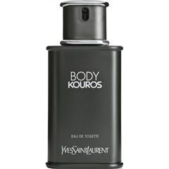 body kouros yves saint laurent
