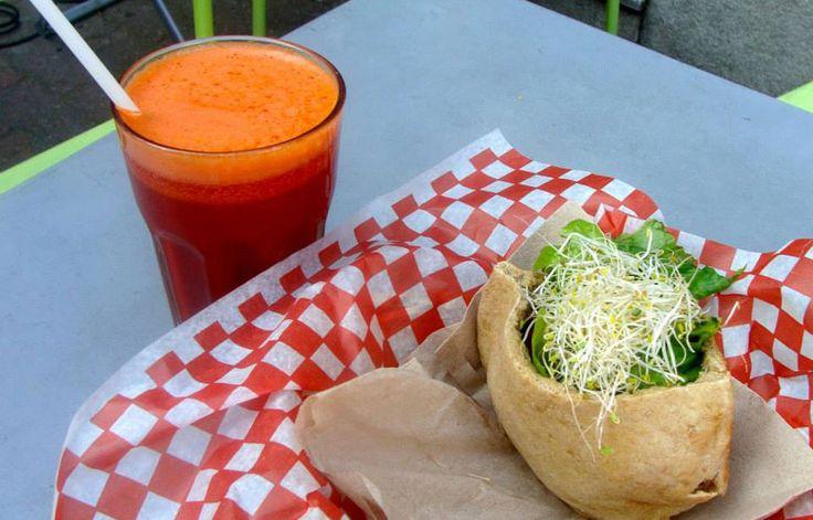 7 restaurants végétariens à Montréal