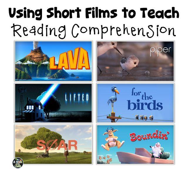 Teach Reading Comprehension Skills Using Short Films | A Walk in the Chalk | Bloglovin��