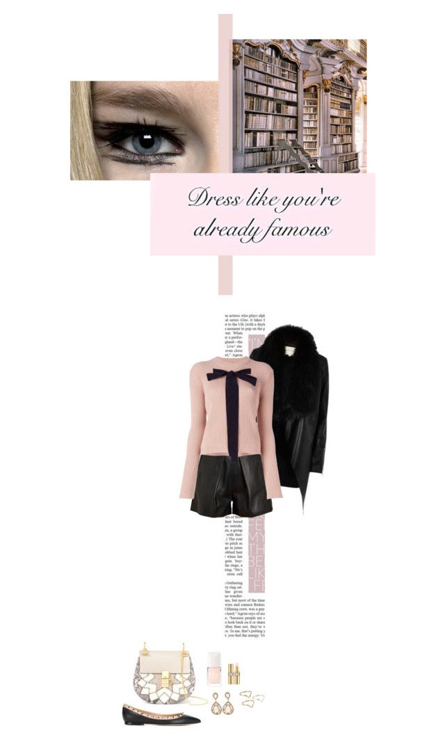 """Oh, my feet don't touch the floor"" by flowy ❤ liked on Polyvore featuring River Island, Balenciaga, Rochas, Chloé, Bellagio, Christian Dior, Valentino and Phyllis + Rosie"