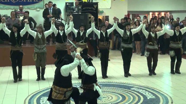 PITSAK & SERRA   XOROS  KOLONIA  2012.mp4 HD