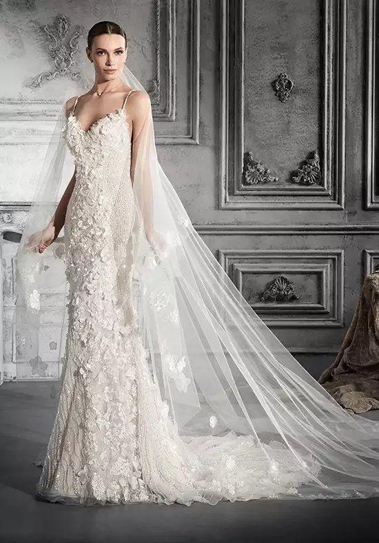 demetrios 803 sheath wedding dress   wedding dresses group board