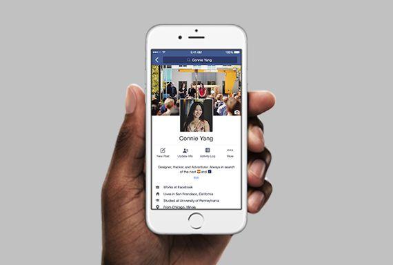 Facebook ha annunciato la possibilità di modificare la foto del profilo con un video di massimo 7 secondi in loop e due altre interessanti novità.