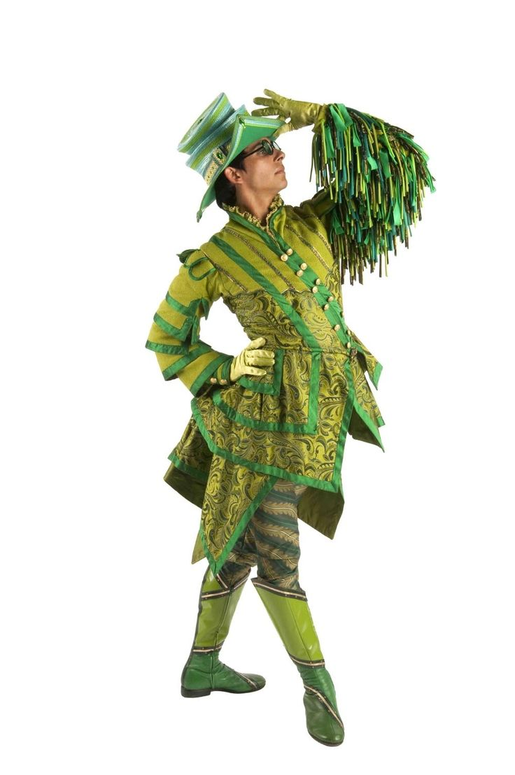 16 best Emerald City [Wicked] Costumes images on Pinterest