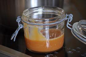 Le meilleur ami des crêpes, yaourts, brioches, glaces et dernièrement gaufres....    Sauce au caramel au beurre salé      80 g de sucre en p...