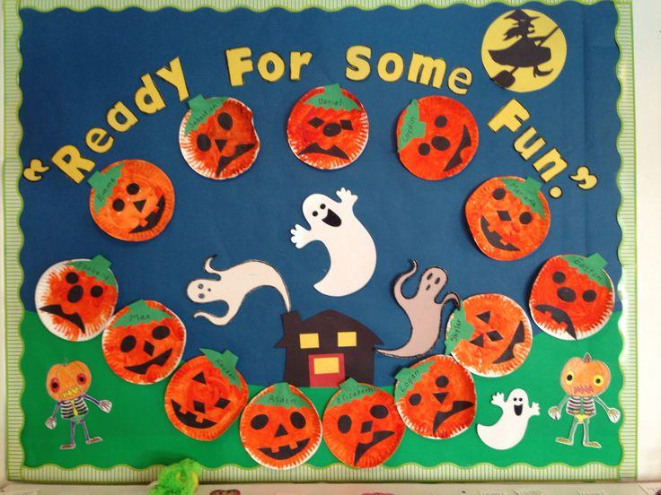 100 Pumpkin Patch Bulletin Board Ideas Kindergarten