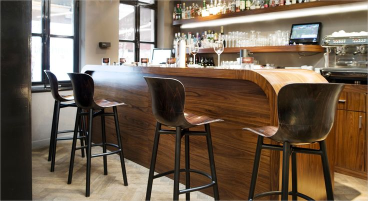 Functionals Wendela barstol, bar stool, high chair, høj stol, seating