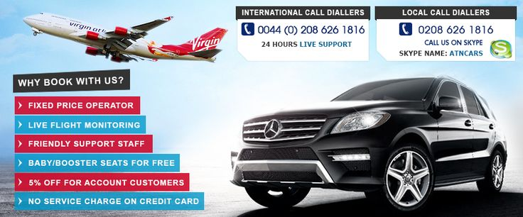 Offer low cost and reliable taxi services to and from all London Airports, Cruise Ports, Rail/Tube Stations all over the UK.