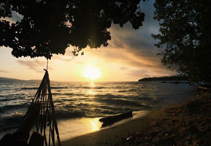 no matter how late the sun rise, it will always rise Saparua Island, Moluccas, Indonesia