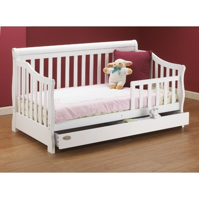 Orbelle Toddler Bed With Storage Drawer Playroom Ideas